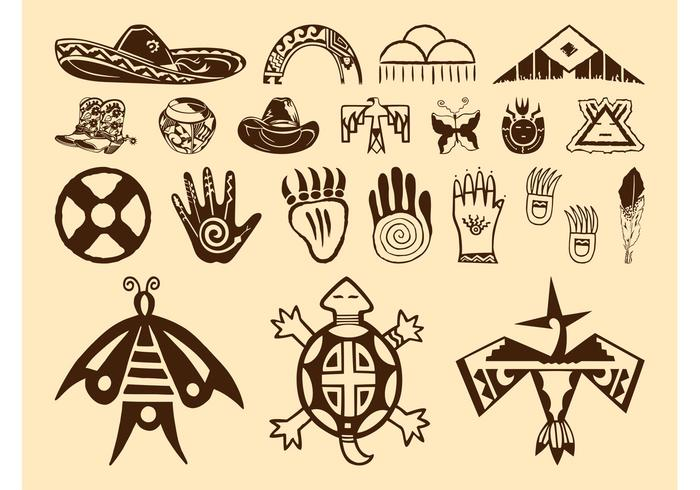 Native American Free Vector Art 4783 Free Downloads