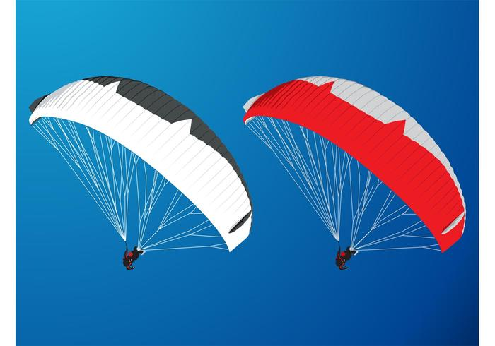 Paragliding Graphics