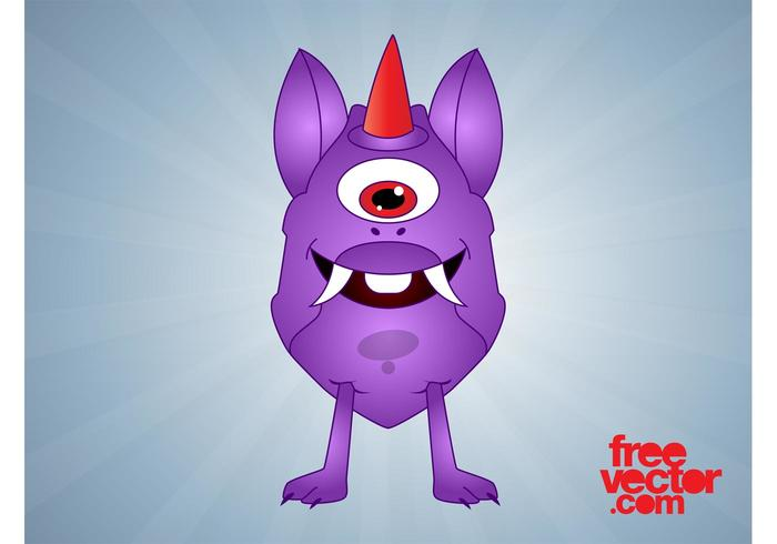 Cartoon Monster Graphics