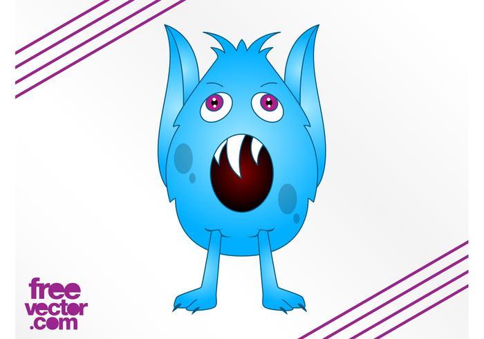 Cartoon Monster Design