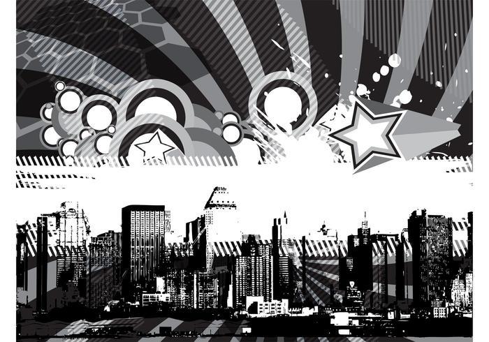 Grunge Urban Background Design