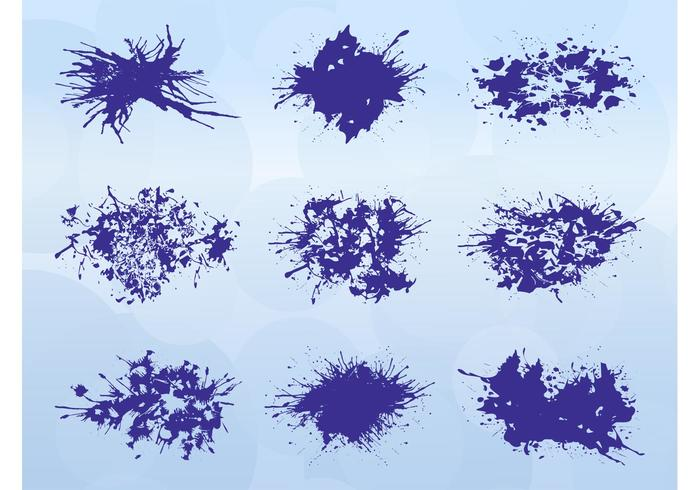 Paint Blobs Graphics
