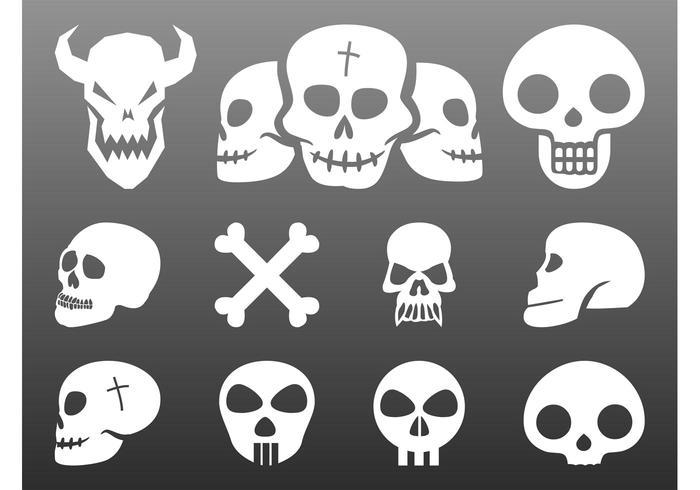 Skulls And Bones Set