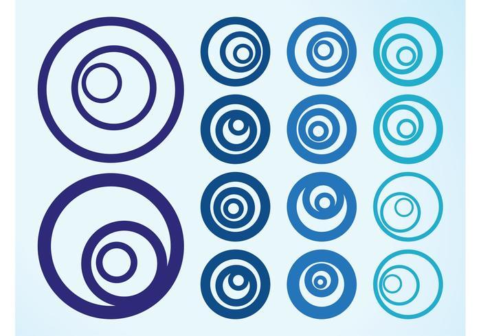 Abstract Circles Graphics