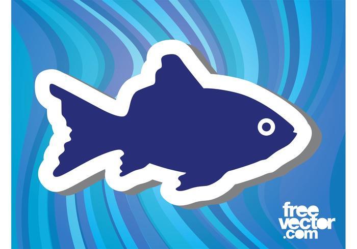 Fish Sticker Graphics