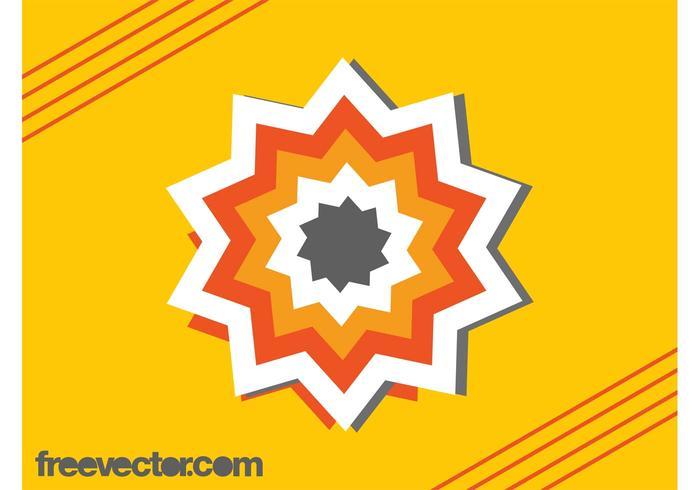 Star Sticker Design