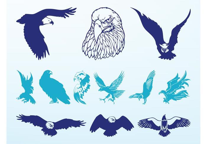 Eagles Graphics Set