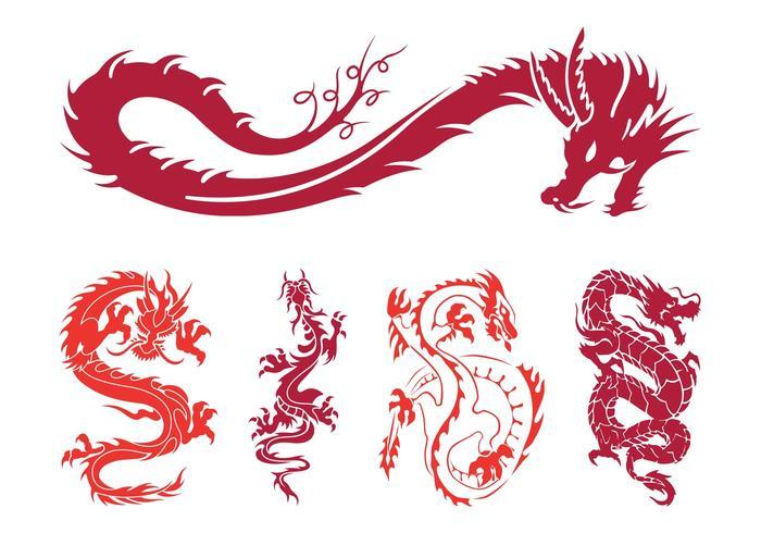 Dragons Set Graphics
