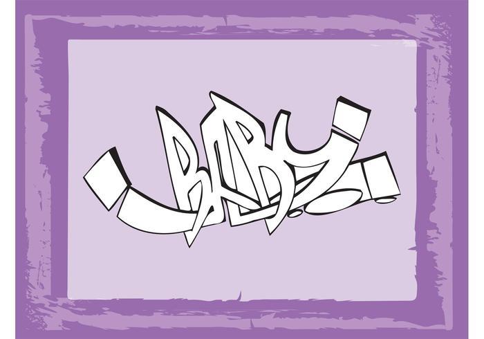 Baby Graffiti