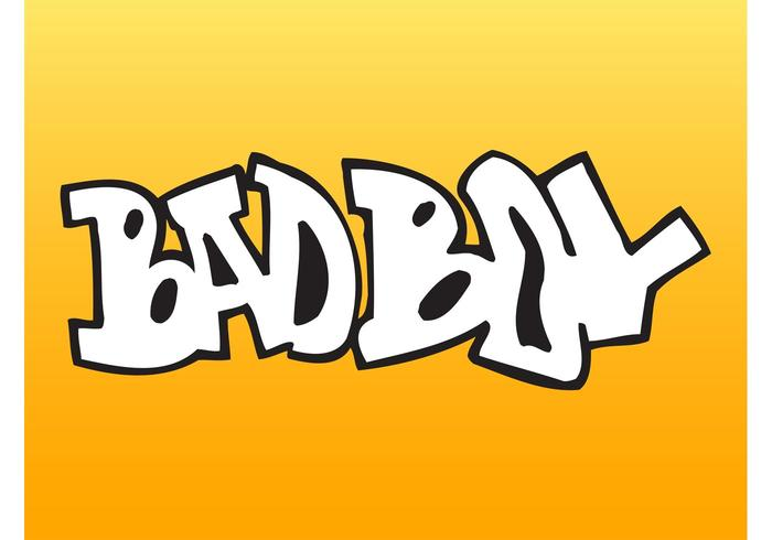 Bad Boy Graffiti