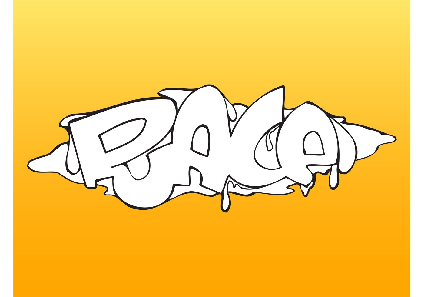 Race Graffiti - Download Free Vector Art, Stock Graphics & Images