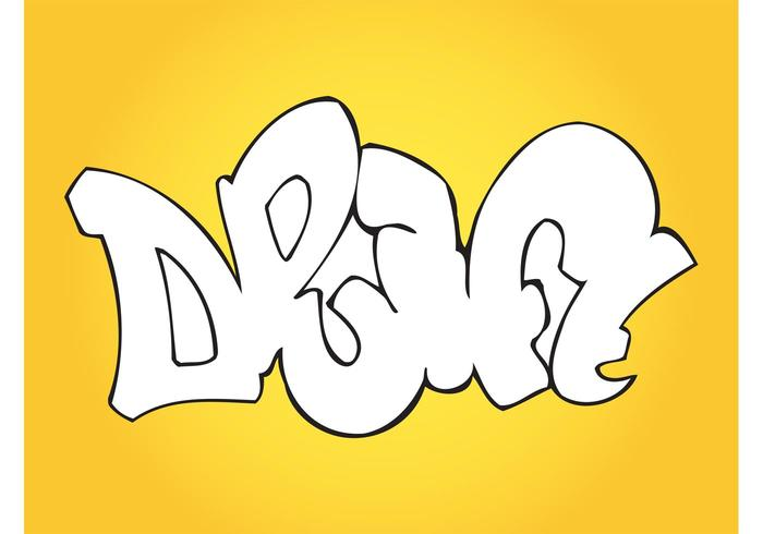 Drift Graffiti
