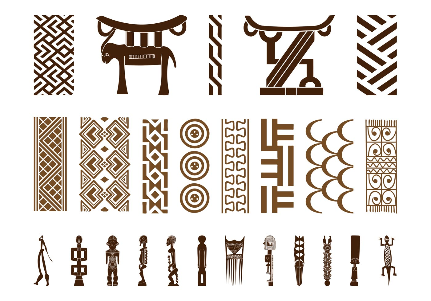 contemporary iconology and african sacred symbols D african missionaries have been very active in bringing african religions to the americas a enslaved africans continued to practice indigenous african religions in the americas religions typically prescribe what is right behavior and what is wrong based on a set of ethical tenets such as the jewish and christian ten commandments.