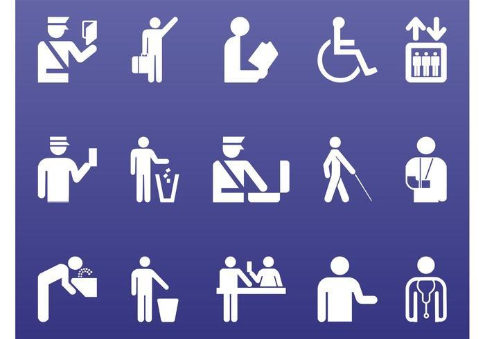 People Symbols Graphics