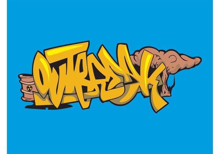 Nuclear Outbreak Graffiti