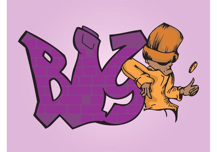 Gangster Graffiti Art