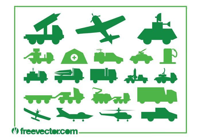 Military Vehicles Graphics