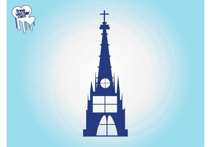 Church Building Graphics