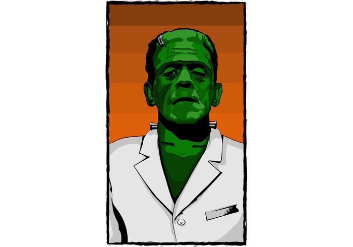 Frankenstein affisch