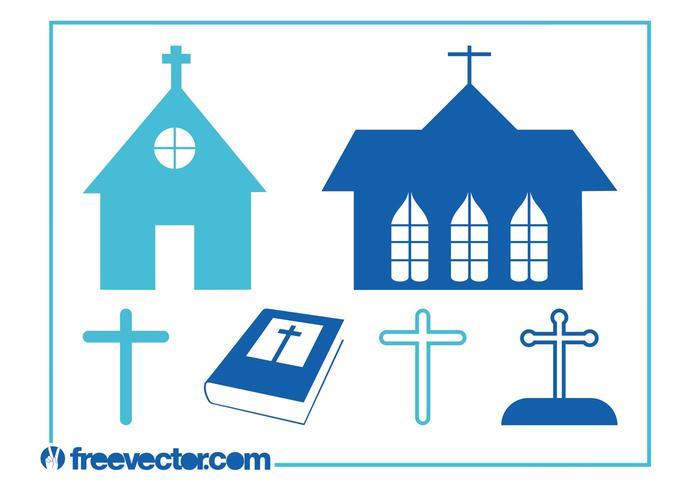 Christianity Graphics Set