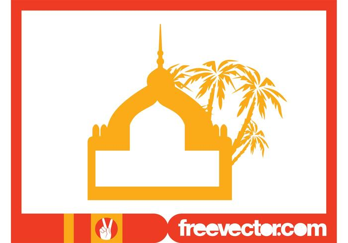 Arabic Building Graphics
