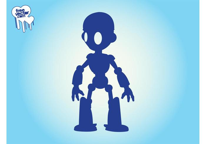 Robot Silhouette
