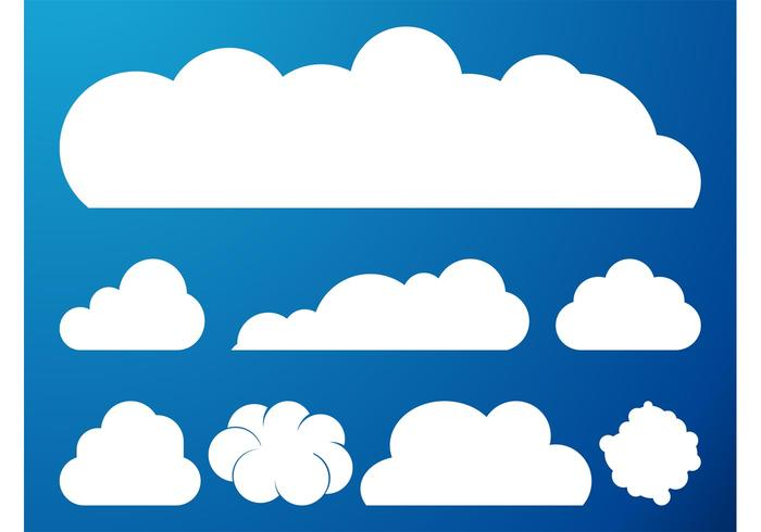 Clouds Graphics Set