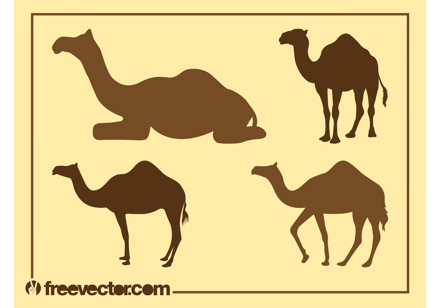 camel silhouettes graphics download free vector art yak cip art yak clip art outline