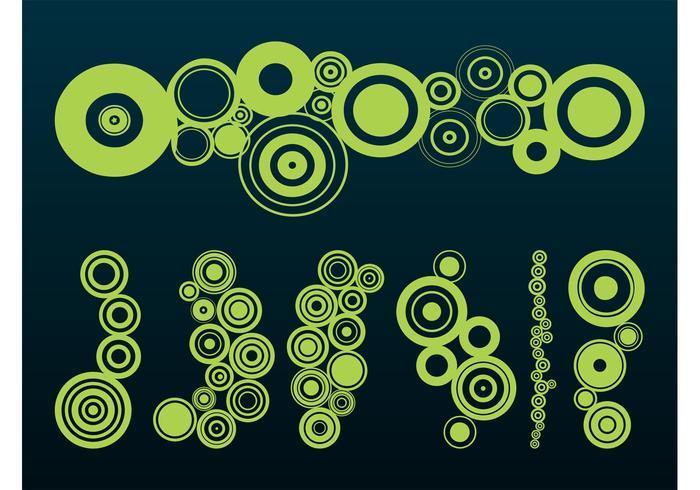 Circles Graphics Set