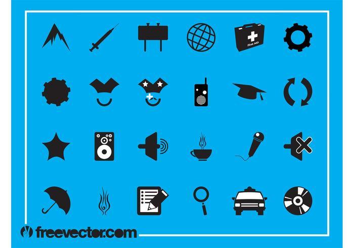 Random Icon Set