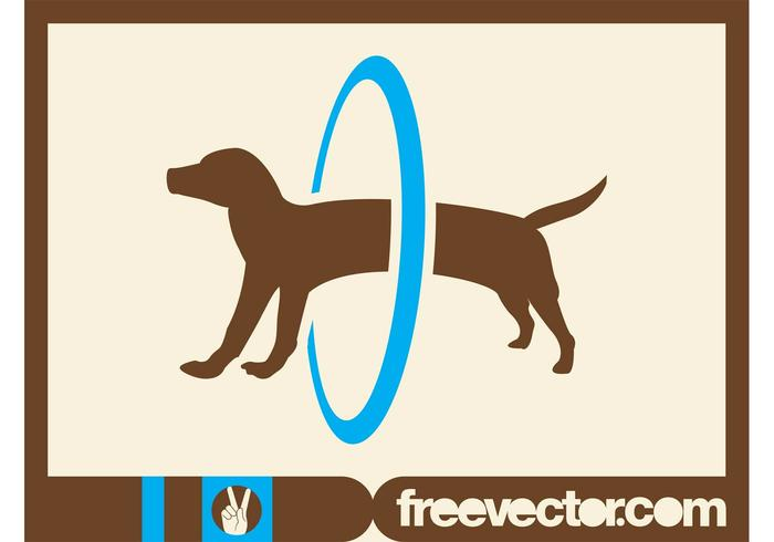 Circus Dog Graphics