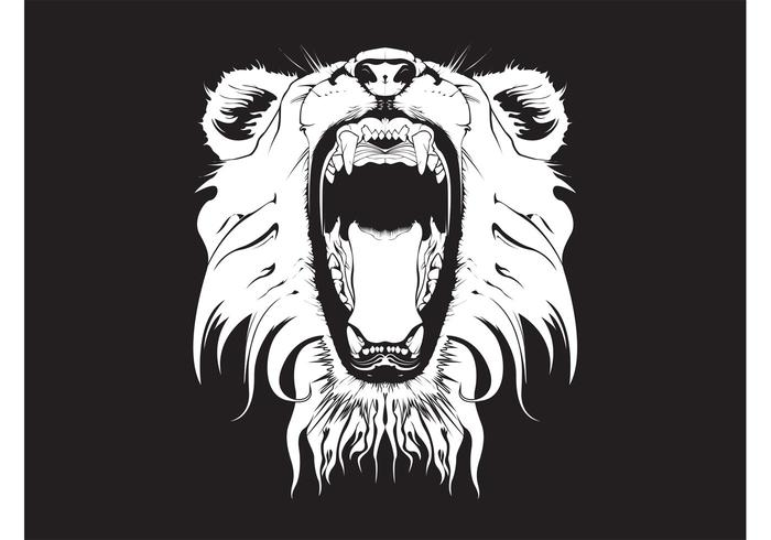 Angry Lion Graphics