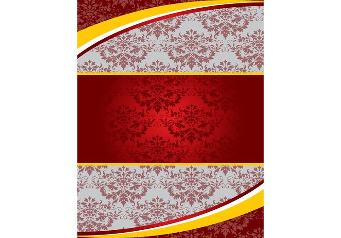 Royal Poster Template Vector