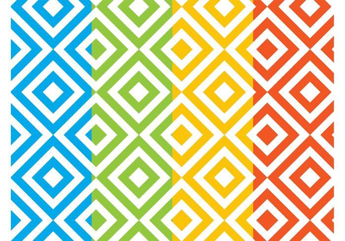 Square Patterns Set