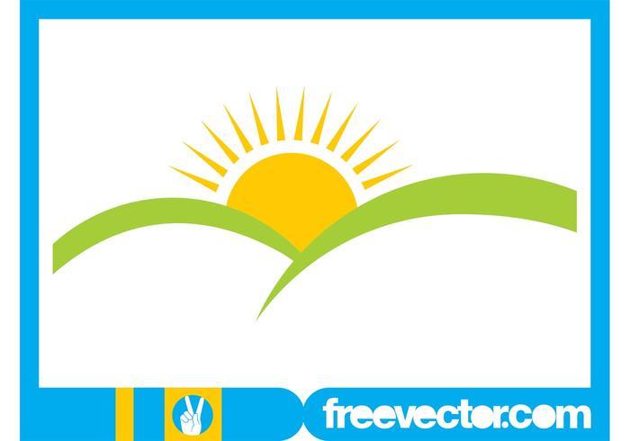 Sunrise Icon Design