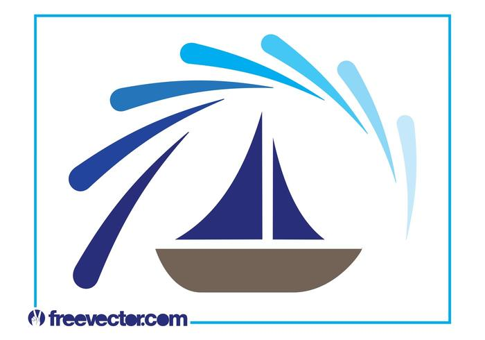 Boat Logo Graphics