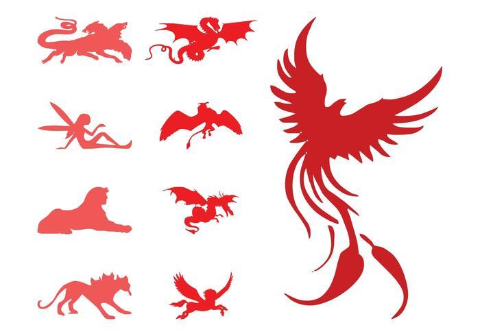Mythological Creature Set