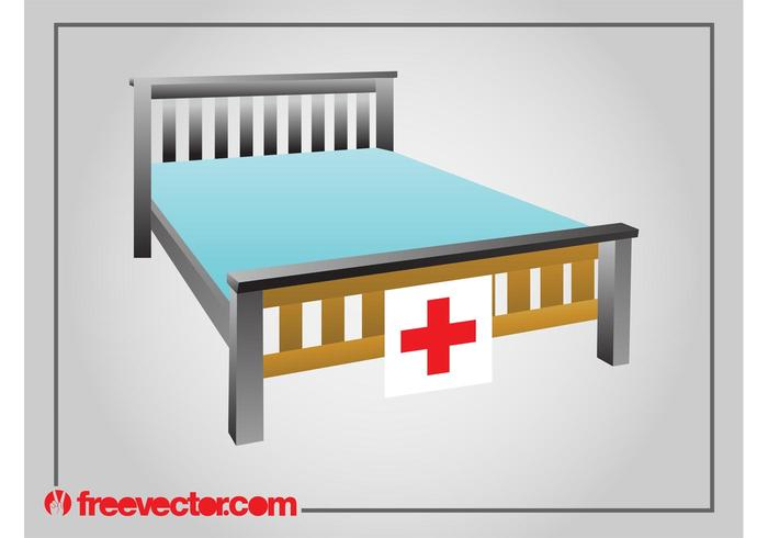 Hospital Bed Graphics