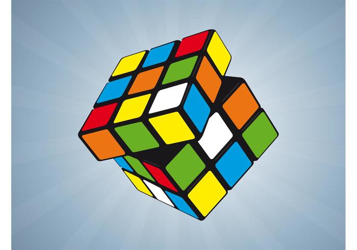 Rubik's Cube Graphics
