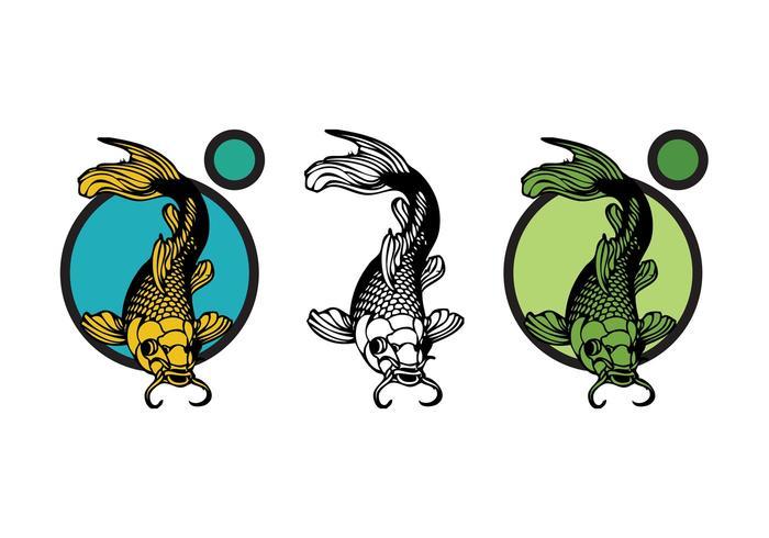 Koi Fish Set
