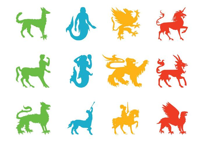 Mythological And Heraldic Creatures