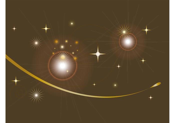 Sparkling Background Design