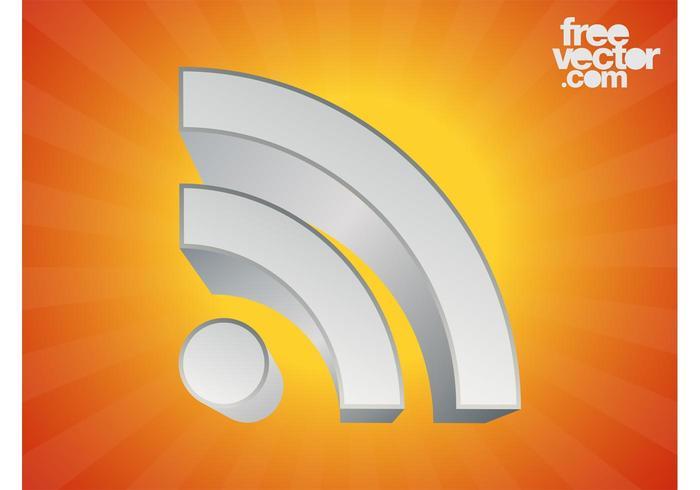 3D RSS Symbol Graphics