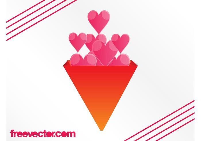 Box Of Hearts Graphics