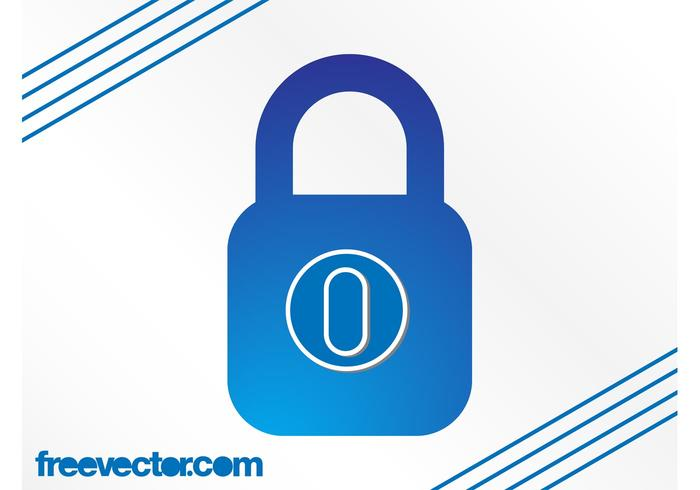 Padlock Icon Graphics