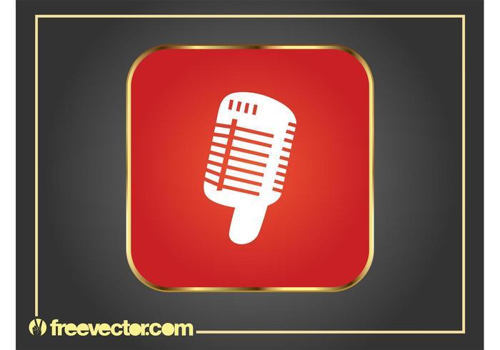 Microphone Icon Graphics