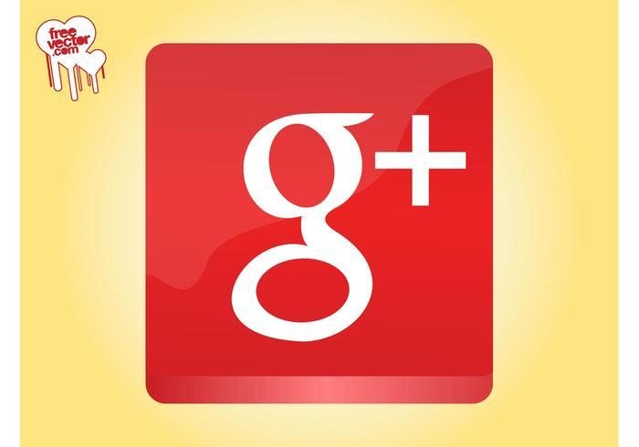 Gráficos de ícones do google plus