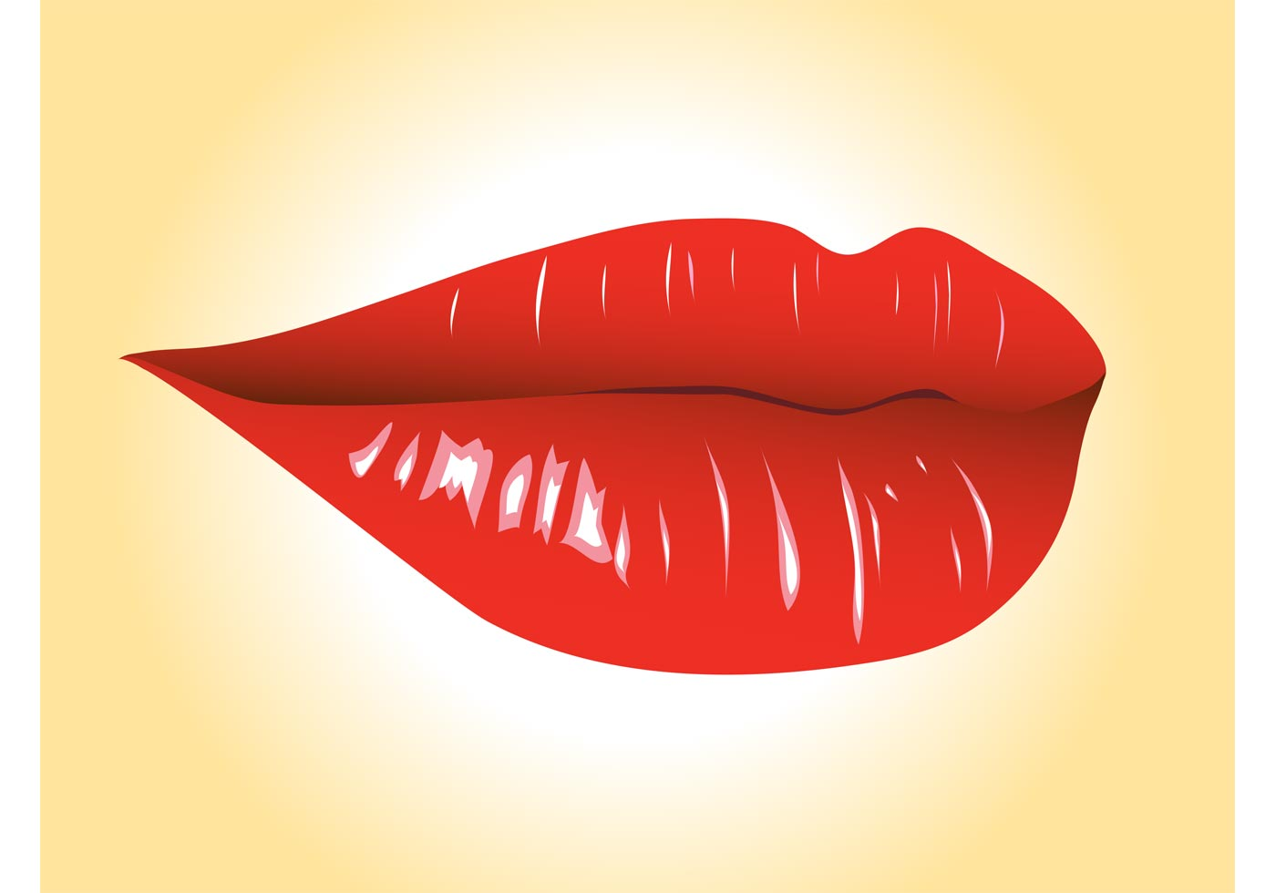 sexy lips vector graphics download free vector art