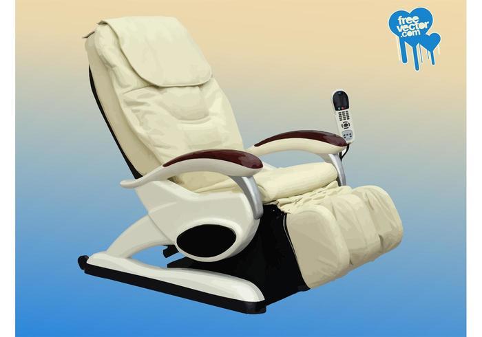 Massage Chair Graphics