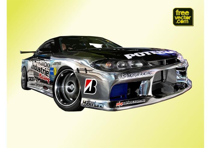 Nissan Silvia Sport Coupé